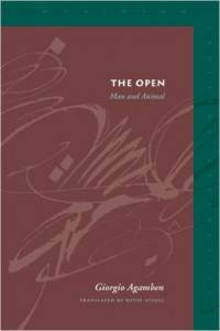 The Open - Giorgio Agamben